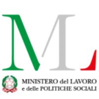 Logo-Ministero Lavoro Politiche Sociali