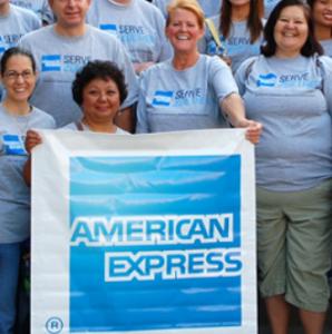 American-Express_CSR