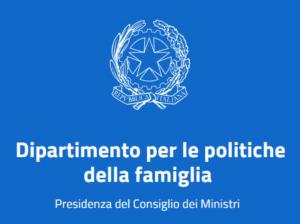 Logo-dipartimento-politiche-famiglia